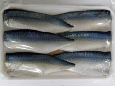 Filled vinegared mackerel